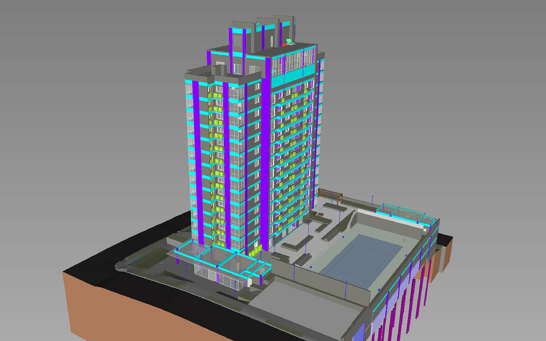 Projeto Residencial BIM-Rossi-DTM Studio